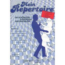 Mein Repertoire Band 1 : Beguine 1./2. Stimme für Trompete, Tenorsaxophon, Klarinette
