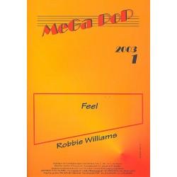 Feel : Einzelausgabe für C-Instrument mit Klavierbegleitung