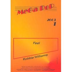 Feel : Einzelausgabe für B-Instrument und Klavier