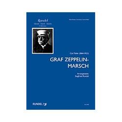 Teike, Carl: Graf Zeppelin-Marsch : f├╝r Blasorchester