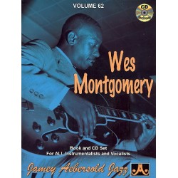 Montgomery, Wes: Wes Montgomery (+CD) : for all instruments