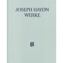 Haydn, Franz Joseph: Joseph Haydn Werke Reihe 4 : Die Sieben letzte Worte unseres Erlösers am Kreuze, Orchesterfassung