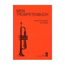 Heger, Uwe: Mein trompetenbuch Notizbuch zum Eintragen von Daten des Trompetenunterrichts