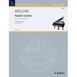 Heucke, Stefan: Ciacona notturna : Fantasiestück für Klavier linke Hand Nacht-Urnen Nr.2