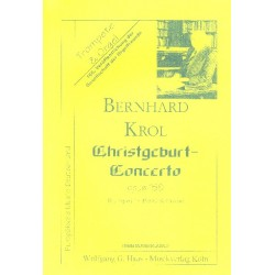 Krol, Bernhard: Christgeburt - Concerto op.158 : für Trompete und Orgel