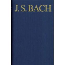 Schmieder, Wolfgang: Thematisch-systematisches Verzeichnis der musikalischen Werke von Johann Sebastian Bach