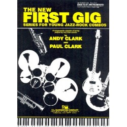 The new first Gig : for bass clef instruments