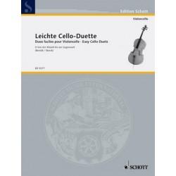 Leichte Cello-Duette Band 2 : Von der Klassik bis zur Gegenwart