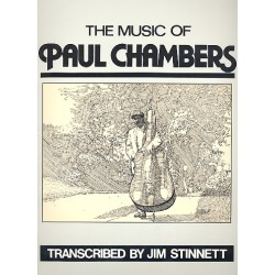 Chambers, Paul: The Music of Paul Chambers : Double bass solos