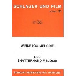 Böttcher, Martin: Winnetou-Melodie / Old-Shatterhand-Melodie : für Combo Schlager und Film Band 31