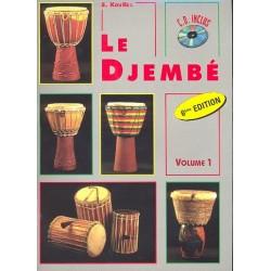 Koukel, Sebastien: Le Djembe (+CD, frz)