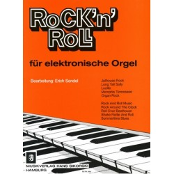 Rock'n'Roll : f├╝r E-Orgel
