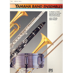 Kinyon, John: Yamaha Band Ensembles vol.1 : Horn in F