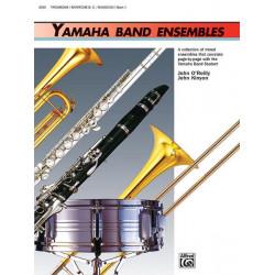 Kinyon, John: Yamaha Band Ensembles vol.1 : Trombone / baritone bass clef