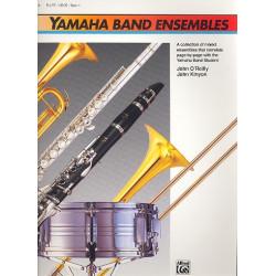 Kinyon, John: Yamaha Band Ensembles vol.1 : flute / oboe