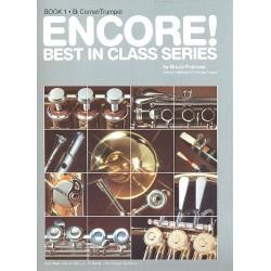 Pearson, Bruce: Encore Band 1 : für Trompete