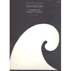 Shenandoah : for piano up to 6 players, 6 scores