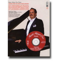 Themes from the great Piano Concertos (+CD) :