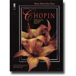 Chopin, Frédéric: Music minus one Piano : Piano concerto f minor op.21