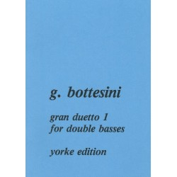 Gran duetto no.1 for double bass
