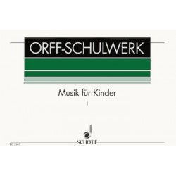 Orff, Carl: Musik f├╝r Kinder Band 1 im F├╝nftonraum