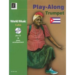 Play-along trumpet (+CD) : Cuba