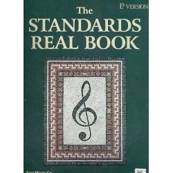 The Standards Real Book : Eb version