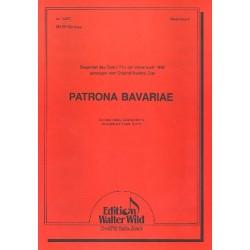 Behrle, G├╝nther: Patrona Bavariae : f├╝r Gesang und Klavier mit B-Stimme