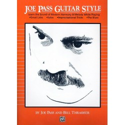 Pass, Joe: Joe Pass Guitar Style