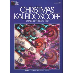 Christmas Kaleidoscope : Piano accompaniment