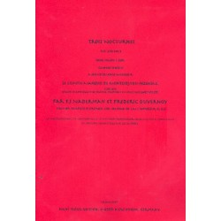 Naderman-Schuecker, Francois Joseph: Nocturnes Nr.2 und Nr.3 ür Horn und Harfe