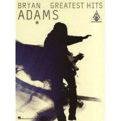 Adams, Bryan: Bryan Adams : Greatest Hits songbook voice/guitar/tab