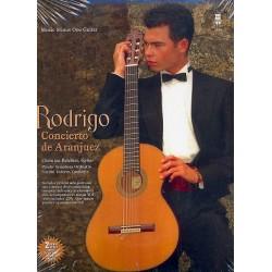 Rodrigo, Joaquin: Concierto de Aranjuez (+2CD's) : for guitar