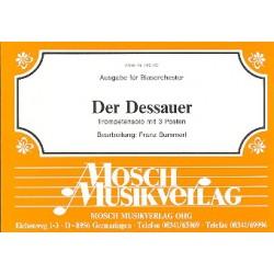 Bummerl, Franz: Der Dessauer : für Trompete und Blasorchester