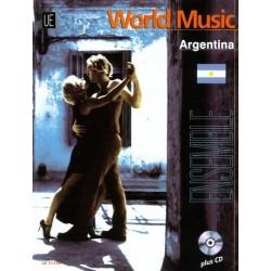 World Music Argentina (+CD): leichte Ensemble- literatur für den Unterricht