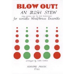 An irish stew : for variable wind/brass ensemble score and parts