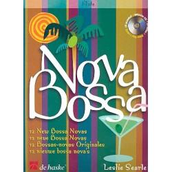 Searle, Leslie: Bossa nova (+CD) : 12 neue Bossa novas für Flöte