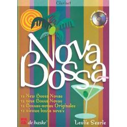 Searle, Leslie: Bossa Nova (+CDd) : 12 neue Bossa novas für Klarinette