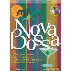 Searle, Leslie: Bossa Nova (+CD) : 12 neue Bossa novas für Trompete
