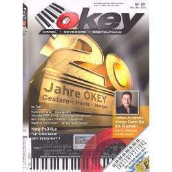 okey November/Dezember 2014 (Heft 121)