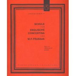 Prussak, W. F.: Schule : für Englische Concertina