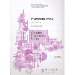 Houllif, Murray: Plymouth Rock : for body percussion duet 2 scores