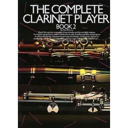 The complete clarinet player vol.2