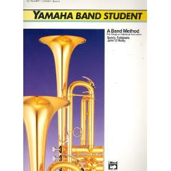 YAMAHA BAND STUDENT VOL.2 : FOR TRUMPET BEN METHOD FOR GROUP OR IND. INSTR.