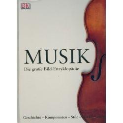 Musik - die große Bild-Enzyklopädie