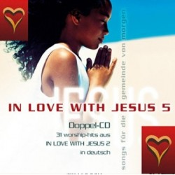 In Love with Jesus vol.5 2 CD's