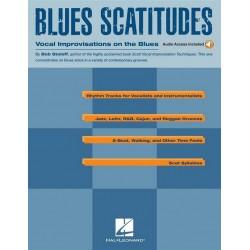 Stoloff, Bob: Blues Scatitudes (+CD) : Vocal improvisations on the blues