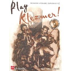 Play Klezmer (+CD) : für Posaune (Euphonium)