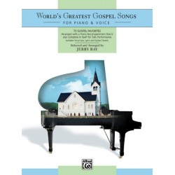 World's greatest Gospel Songs : for voice and piano