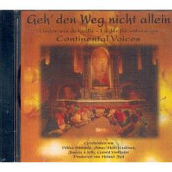 Geh den Weg nicht allein : CD Lieder aus der Stille